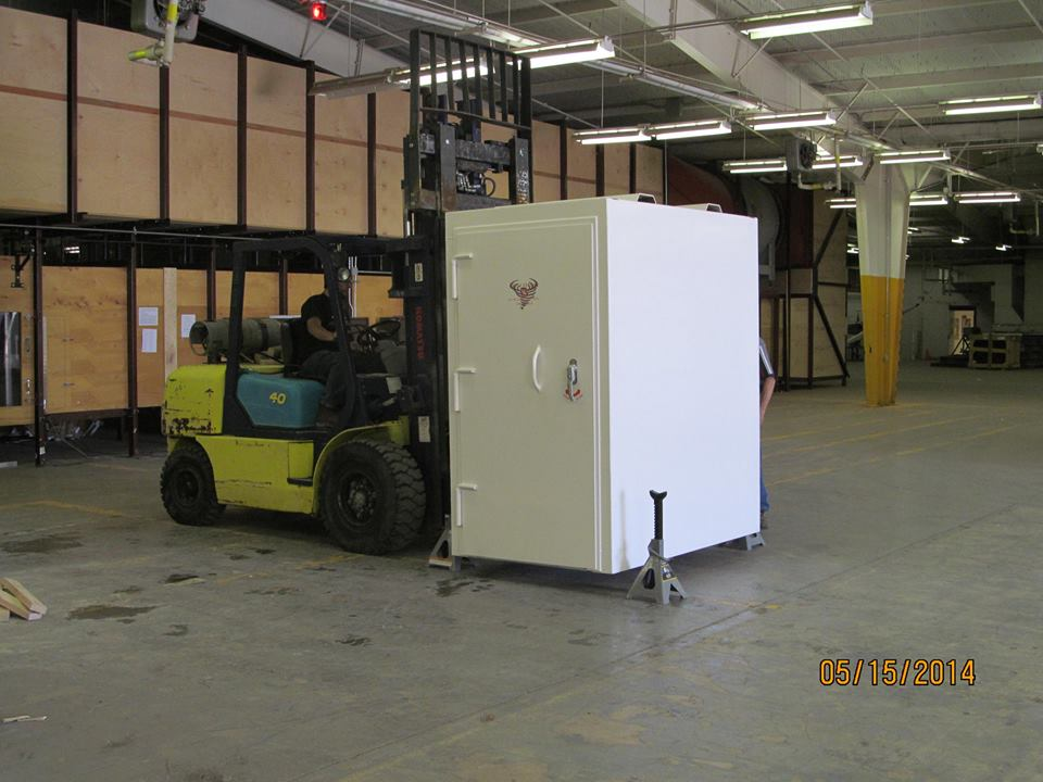 Safe room builder alabama for Custom safe room