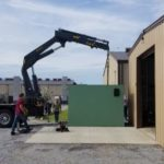 storm shelter installation process